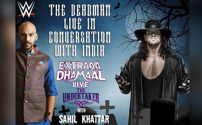 WWE: The Undertaker Live With Sahil Khattar