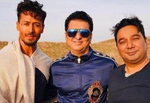 Sajid Nadiadwala and Tiger Shroff's Baaghi 3 becomes 5th Nadiadwala Grandson Entertainment film to mark satellite milestone
