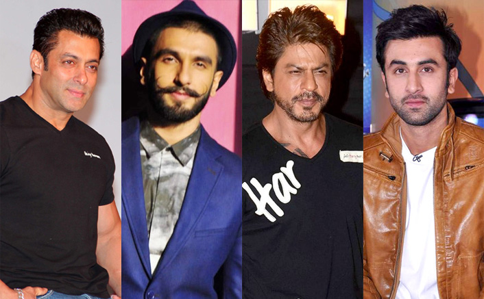 Salman Khan, Shah Rukh Khan, Ranveer Singh & Ranbir Kapoor To Get Back In Action With New Projects