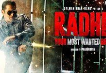 Salman Khan To Play A No-Nonsense Cop In Radhe