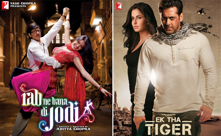 Salman Khan's Ek Tha Tiger, Shah Rukh Khan's Rab Ne Bana Di Jodi to re-release