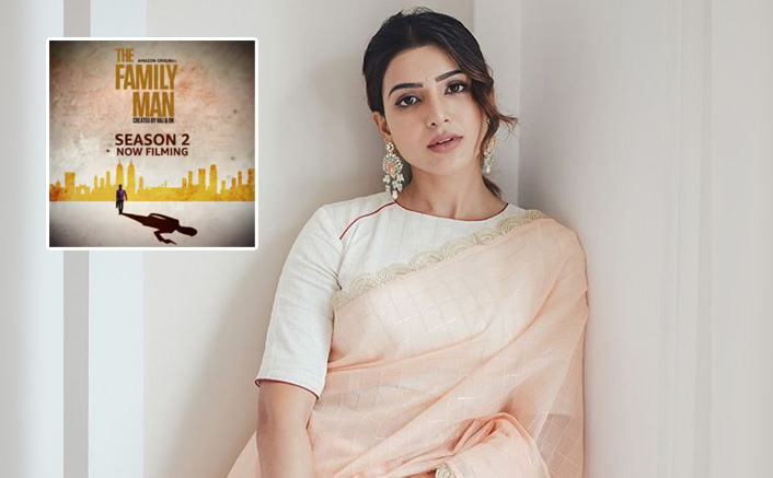 Samantha Akkineni: Have broken lots of rules in The Family Man 2 (Pic credit: Instagram/samantharuthprabhuoffl)
