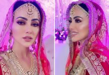 Sana Khan Is Now Sayied Sana Khan