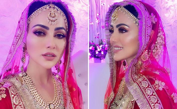 Sana Khan Is Now Sayied Sana Khan