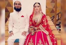 Sana Khan & Husband Go On A Date To Starbucks, Anas Sayied Writes 'Begam' On Coffee Cup!