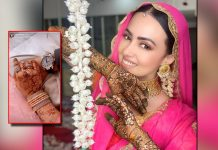 Sana Khan Shares A Loving Picture With Husband Anas Sayied