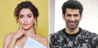 Sanya Malhotra Gushes Over Ludo Co-Star Aditya Roy Kapur's Good Looks But Was Hesitant While Lovemaking Scenes