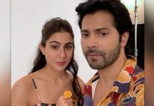 Sara Ali Khan Is Back With Her Pun Videos, This Time With Varun Dhawan