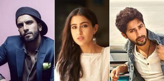 Sara Ali Khan Opens Up On Working With Co-Stars Like Varun Dhawan & Ranveer Singh