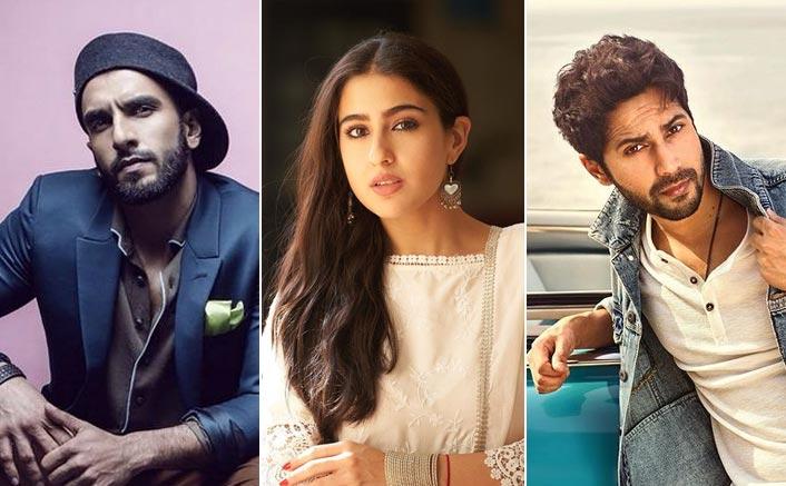 Sara Ali Khan Opens Up On Working With Co-Stars Like Varun Dhawan & Ranveer Singh