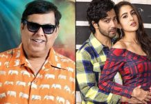 "Sara Ali Khan Shares A Memory From Shooting Coolie No. 1: ""David Dhawan Was Angry At Varun Dhawan But Vented On Me"""