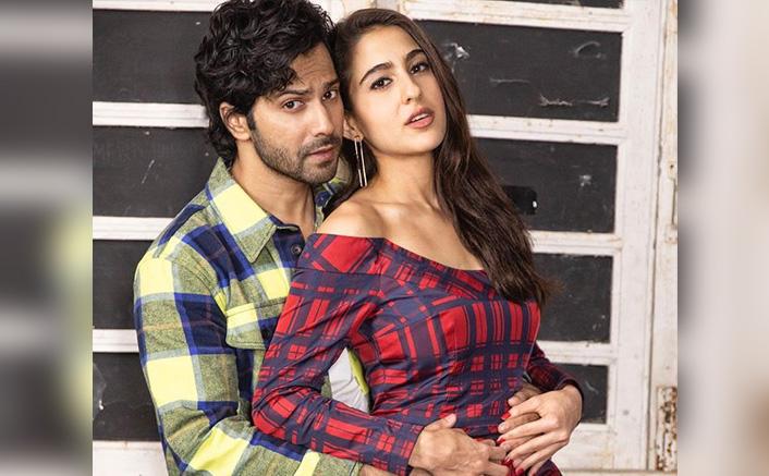 Sara Ali Khan Calls Her Coolie No. 1 Co-Star Varun Dhawan A Brat & Shayri Chor