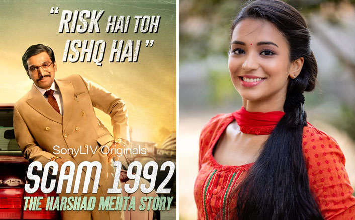 Anjali Barot On How Scam 1992 Has Changed Her Career