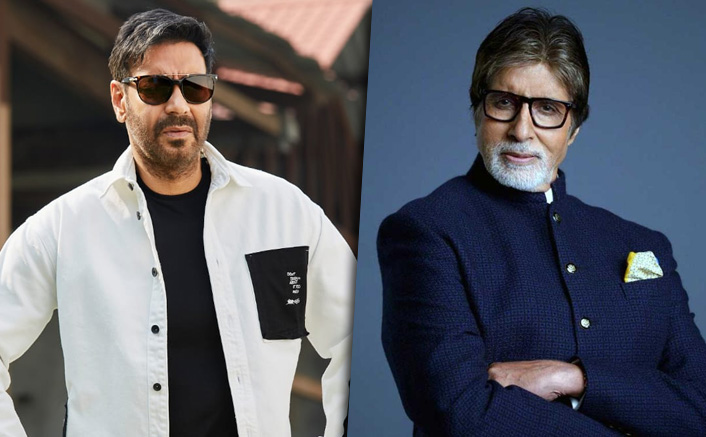 Ajay Devgn To Direct Amitabh Bachchan In A Human Drama!