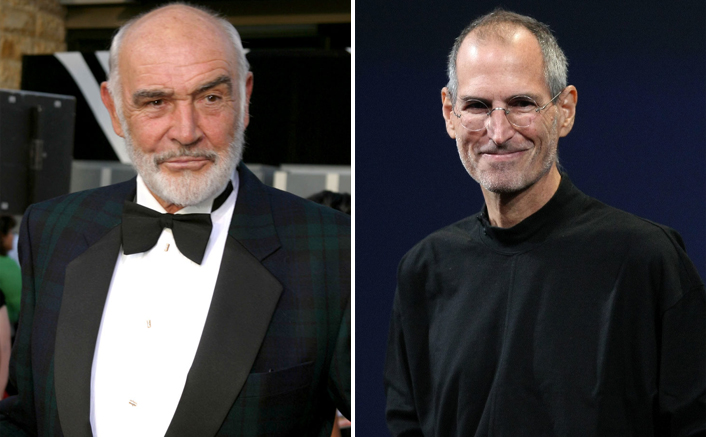 Sean Connery's Fake Letter To Apple's Steve Jobs Goes Viral