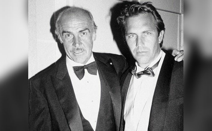 "Sean Connery's The Untouchables Co-star Kevin Costner: ""He Was A Very No-Nonsense Person""(Pic credit: Instagram/kevincostnermodernwest)"