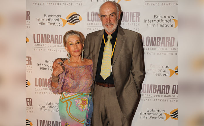 "Babara Carrera Calls Her Never Say Never Again Co-Star Sean Connery ""The Quintessential James Bond""(Pic credit: Getty Images)"