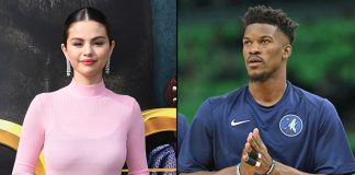 Selena Gomez Goes On A Date With Jimmy Butler?