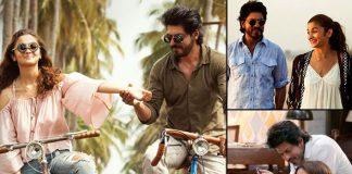 Shah Rukh Khan & Alia Bhatt's Dear Zindagi Turns 4