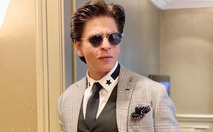 Shah Rukh Khan Spotted(Pic credit: Instagram/iamsrk)
