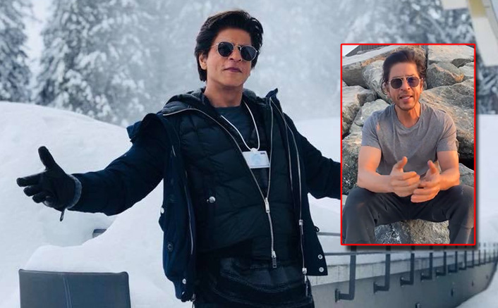 Shah Rukh Khan Has THIS Lovely Message For His Fans On His Birthday