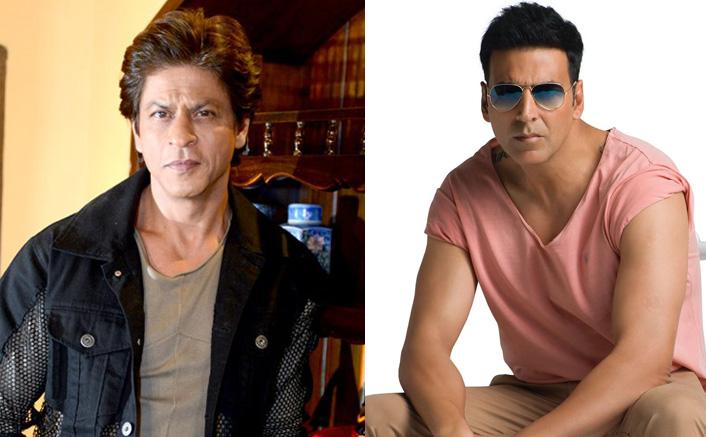 Shah Rukh Khan On Collaborating With Akshay Kumar (Pic credit: Facebook/Akshay Kumar)