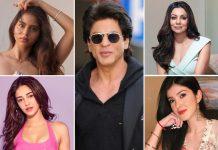 Shah Rukh Khan Was Suhana Khan, Ananya Panday & Shanaya Kapoor's Babysitter When Gauri Khan Partied With Friends