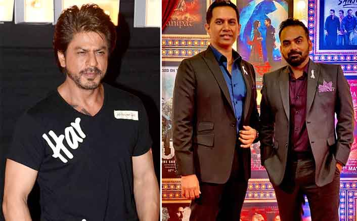 Shah Rukh Khan's film with Raj&DK is slowly but steadily in development(Pic credit: Instagram/rajanddk)