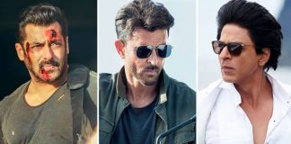 Shah Rukh Khan's Pathan, Salman Khan's Tiger & Now Hrithik Roshan's Kabir – YRF Aims For The Sky!