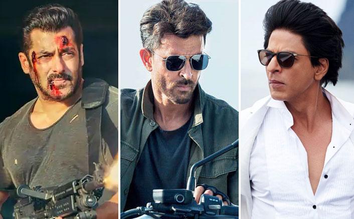 Shah Rukh Khan's Pathan To Enter Salman Khan's Tiger & Hrithik Roshan's War World?