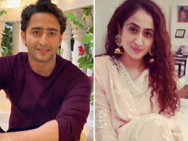 Shaheer Sheikh & Ruchikaa Kapoor Gets Engaged & We Cannot Stop Gushing Over The Diamond Ring !