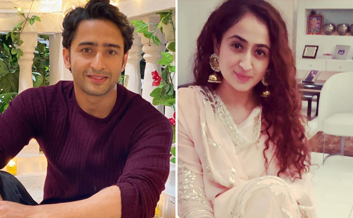 """Shaheer Sheikh Shares Selfie With Ladylove Ruchika Kapoor, Says """"After All The Morphed Pics..."""""""