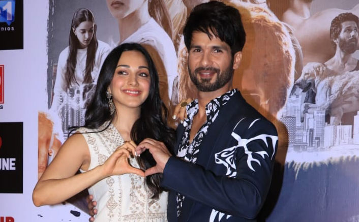 Shahid Kapoor slammed a reporter who asked Kiara Advani about the number of kissing scenes in Kabir Singh