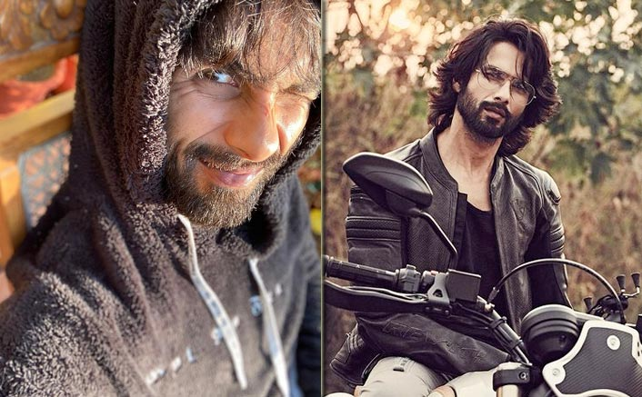 Shahid Kapoor Shares A Beautiful Sun Kissed Picture
