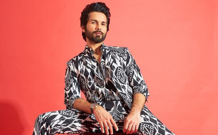 Shahid Kapoor's 'De dhana dhan' prep for 'Jersey'