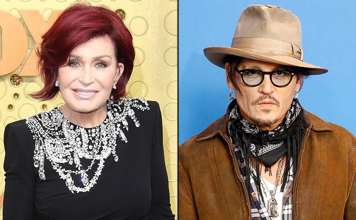 Sharon Osbourne Criticised For Defending Johnny Depp