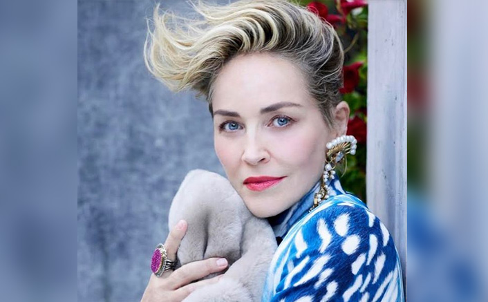 Sharon Stone's Unwind Therapy Is Something We Can All Relate With!