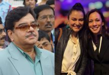 Shatrughan Sinha says his niece has been 'closely associated with' Kamala Harris