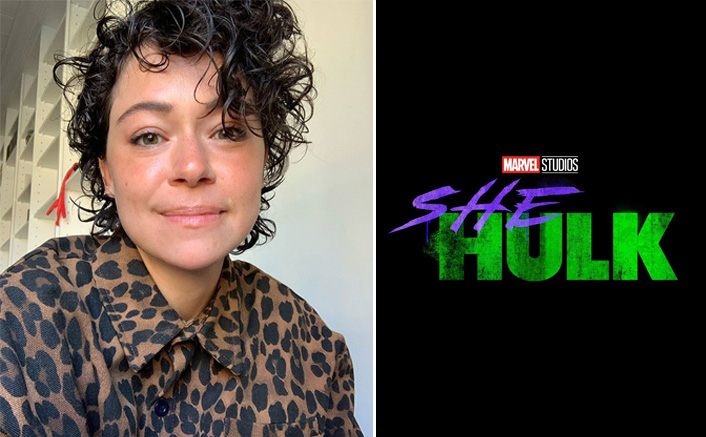 She-Hulk Poster: Check Out Working Title For Tatiana Maslany Starrer(Pic credit: Instagram/tatianamaslany)