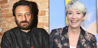 Shekhar Kapur starts prep with Emma Thompson for next