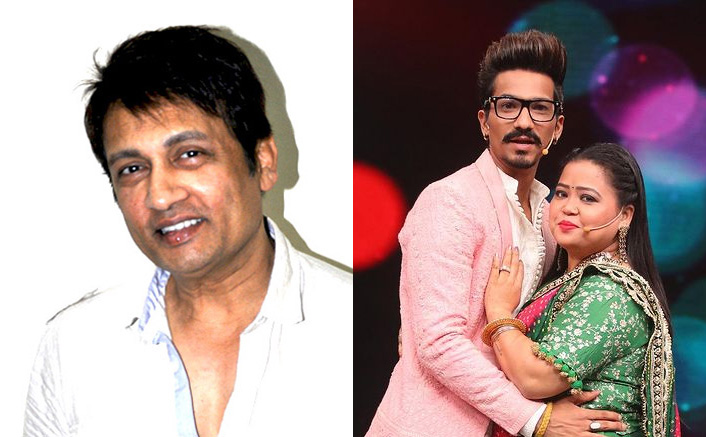 Shekhar Suman Opens Up On Bharti Singh & Harsh Limbachiyaa's Arrest In Drugs Case(Pic credit: Instagram/bharti.laughterqueen)