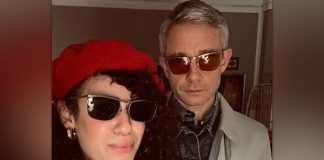 Sherlock's Martin Freeman Has Found Love In French Actress Rachel Mariam Who Is 2 Decades Younger Than Him