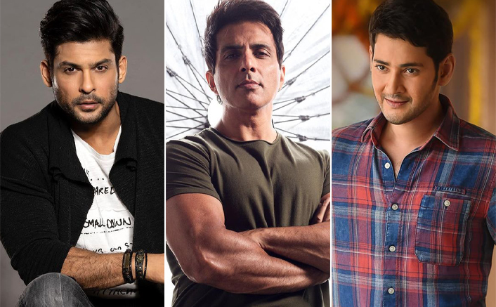 Sidharth Shukla Sets A New Record On Twitter Along With Sonu Sood & Mahesh Babu