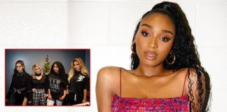 Singer Normani says being in Fifth Harmony band 'took a toll' on her confidence