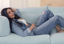 Sonakshi Sinha enjoys a lazy Sunday