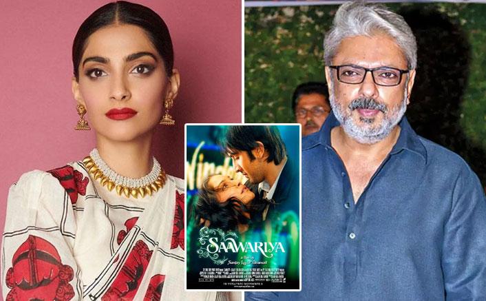 When Sonam Kapoor Hid Her Identity During Saawariya & Left Sanjay Leela Bhansali 'Very Upset'
