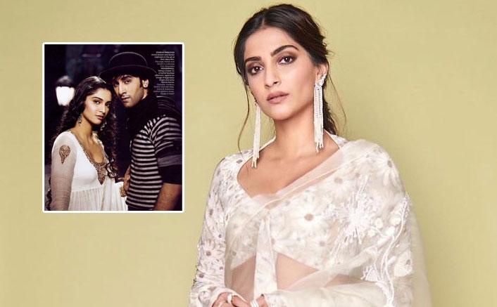 Sonam Kapoor Celebrates 13 Years In Bollywood With Saawariya