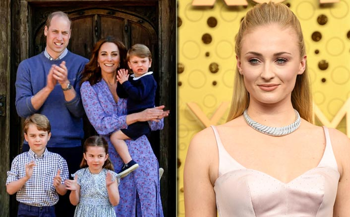 The Prince: Game Of Thrones' Sophie Turner Joins Meghan Markle & Others!