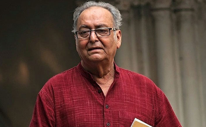 Soumitra Chatterjee remains critical, undergoes city angiography