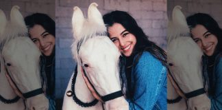 Srishty Rode, Televisions Biggest Animal Lover